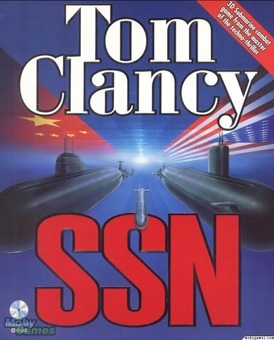 TOM CLANCY'S SSN PC GAME +1Clk Windows 10 8 7 Vista XP Install