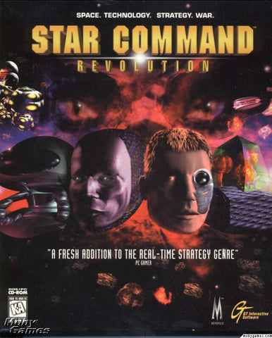 STAR COMMAND: REVOLUTION +1Clk Windows 10 8 7 Vista XP Install