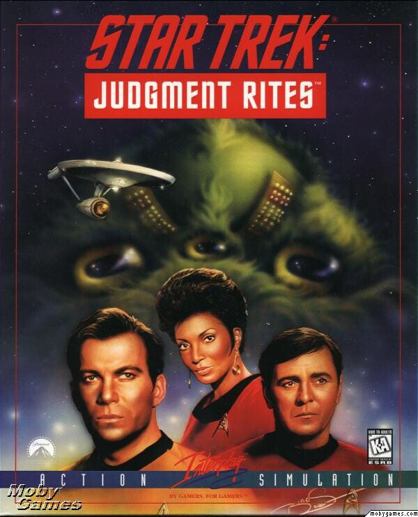 STAR TREK JUDGMENT RITES +1Clk Windows 10 8 7 Vista XP Install