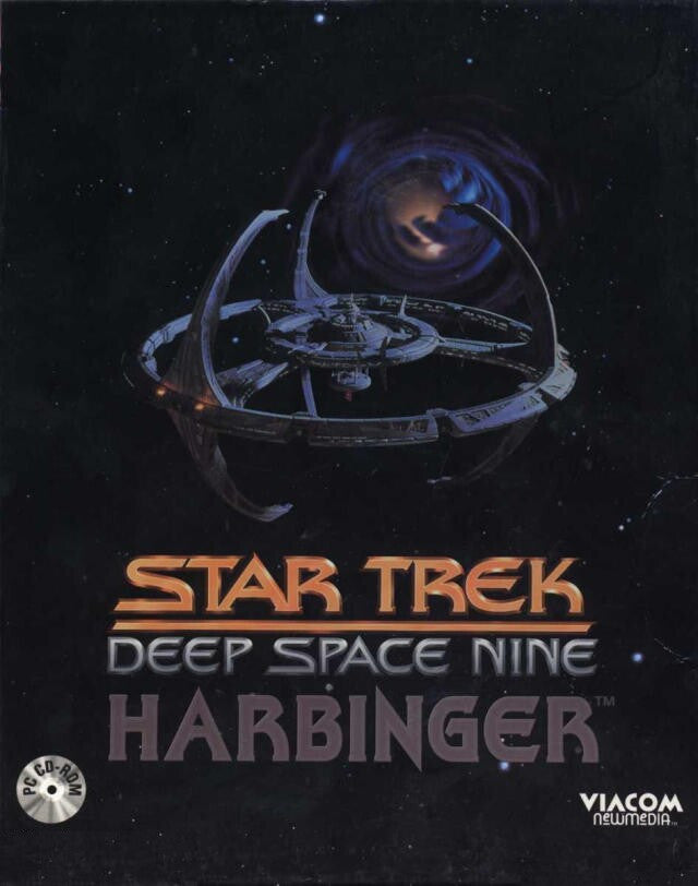 STAR TREK DEEP SPACE 9 HARBINGER +1Clk Windows 10 8 7 Vista XP Install