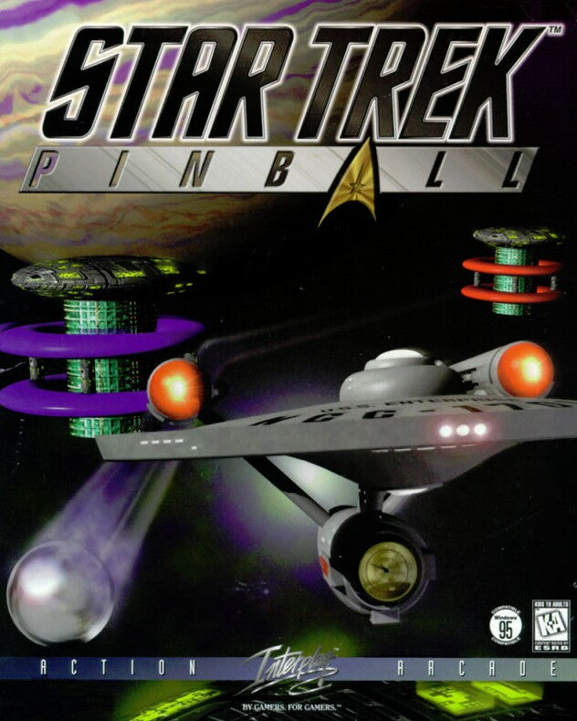 STAR TREK PINBALL +1Clk Windows 10 8 7 Vista XP Install