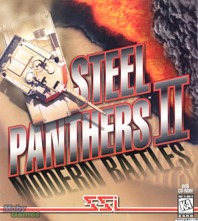 STEEL PANTHERS 2 II MODERN BATTLES +1Clk Windows 10 8 7 Vista XP Install