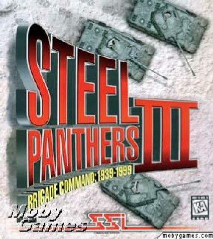 STEEL PANTHERS 3 III BRIGADE COMMAND +1Clk Windows 10 8 7 Vista XP Install