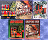 STEEL PANTHERS 1-3 TRILOGY & CAMPAIGNS +1Clk Windows 10 8 7 Vista XP Install