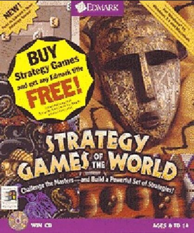 STRATEGY GAMES OF THE WORLD MANCALA GO-MOKU NINE MEN'S MORRIS +1Clk Windows 10 8 7 Vista XP Install
