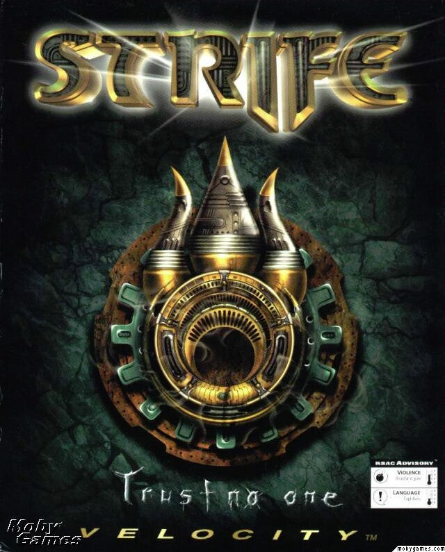 STRIFE PC GAME +1Clk Windows 10 8 7 Vista XP Install