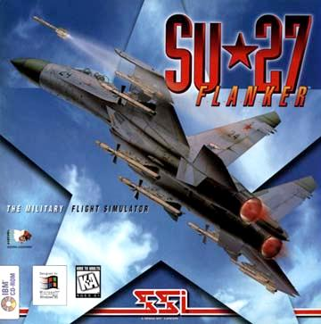 SU-27 FLANKER PC GAME +1Clk Windows 10 8 7 Vista XP Install