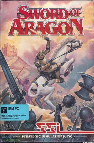 SWORD OF ARAGON PC GAME SSI 1989 +1Clk Windows 10 8 7 Vista XP Install