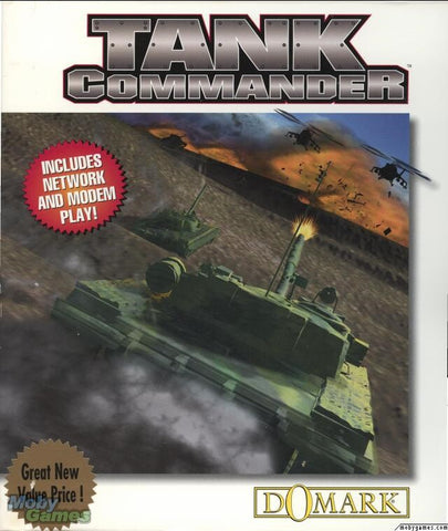 TANK COMMANDER DOMARK PC GAME +1Clk Windows 10 8 7 Vista XP Install