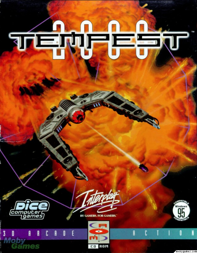 TEMPEST 2000 PC GAME +1Clk Windows 10 8 7 Vista XP Install