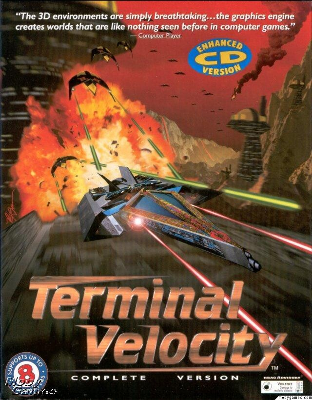 TERMINAL VELOCITY PC GAME +1Clk Windows 10 8 7 Vista XP Install