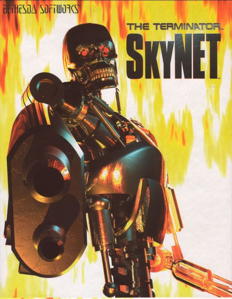 TERMINATOR: SKYNET PC GAME +1Clk Windows 10 8 7 Vista XP Install