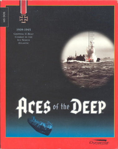 ACES OF THE DEEP +1Clk Macintosh OSX Install