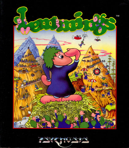 LEMMINGS: THE ORIGINAL +1Clk Windows 10 8 7 Vista XP Install