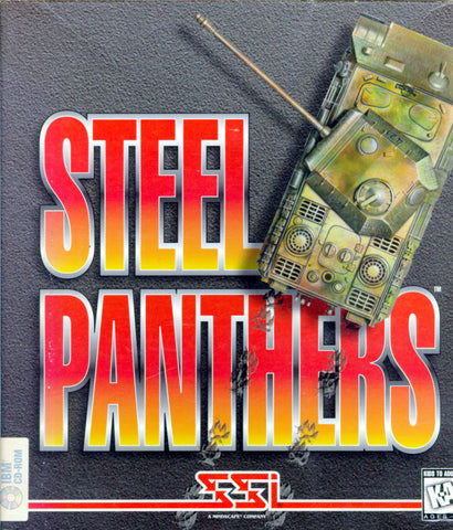 STEEL PANTHERS 1 & CAMPAIGNS +1Clk Windows 10 8 7 Vista XP Install