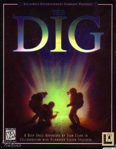 THE DIG LUCASARTS PC GAME +1Clk Windows 10 8 7 Vista XP Install