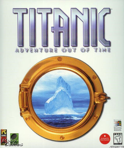 TITANIC: ADVENTURE OUT OF TIME +1Clk Macintosh OSX Install