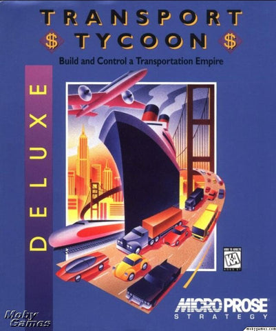 TRANSPORT TYCOON DELUXE +1Clk Macintosh OSX Install