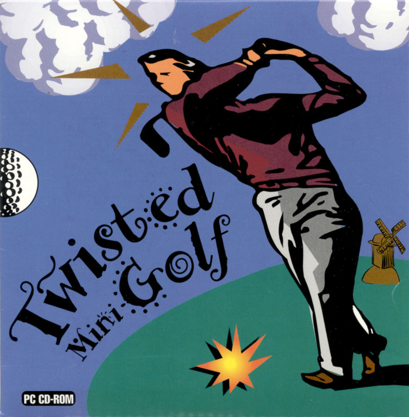 TWISTED MINI GOLF MINIGOLF 1995 PC GAME +1Clk Windows 10 8 7 Vista XP Install