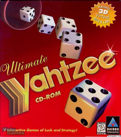 ULTIMATE YAHTZEE PC GAME +1Clk Windows 10 8 7 Vista XP Install