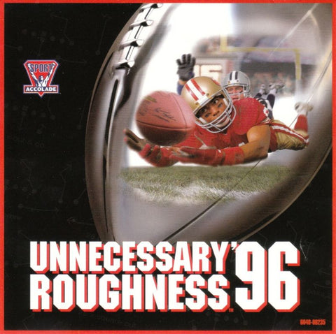 UNNECESSARY ROUGHNESS '96 +1Clk Windows 10 8 7 Vista XP Install
