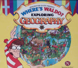 WHERE'S WALDO EXPLORING GEOGRAPHY PC GAME +1Clk Windows 10 8 7 Vista XP Install