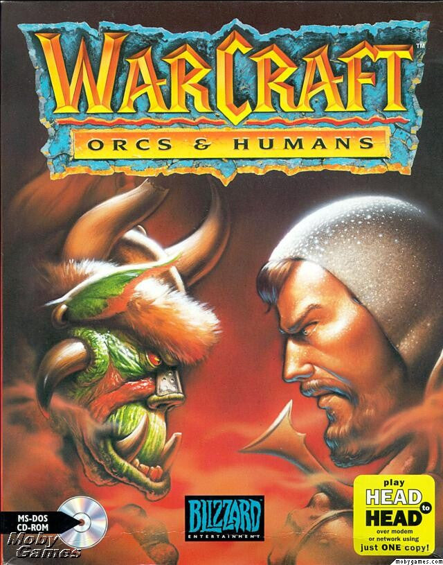 WARCRAFT ORCS & HUMANS +1Clk Macintosh OSX Install
