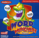 WORD MUNCHERS DELUXE +1Clk Windows 10 8 7 Vista XP Install