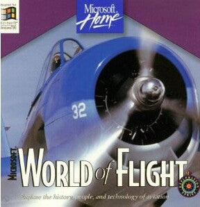 MICROSOFT WORLD OF FLIGHT +1Clk Windows 10 8 7 Vista XP Install