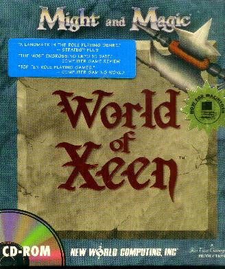 MIGHT & MAGIC WORLD OF XEEN +1Clk Windows 10 8 7 Vista XP Install