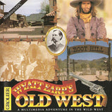 WYATT EARP'S OLD WEST 1994 GROLIER +1Clk Windows 10 8 7 Vista XP Install