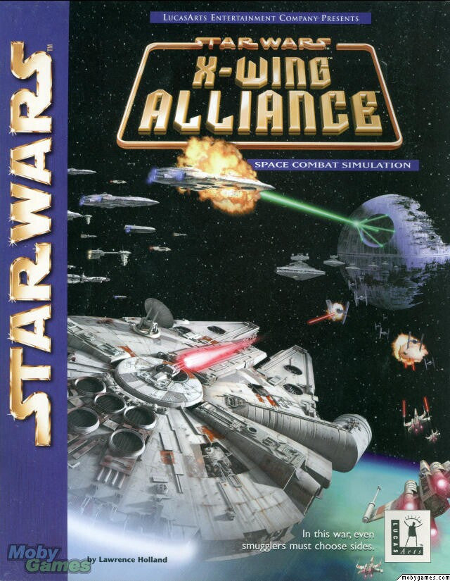 STAR WARS X-WING ALLIANCE +1Clk Windows 10 8 7 Vista XP Install
