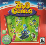 ZOOG GENIUS MATH SCIENCE TECHNOLOGY +1Clk Windows 10 8 7 Vista XP Install