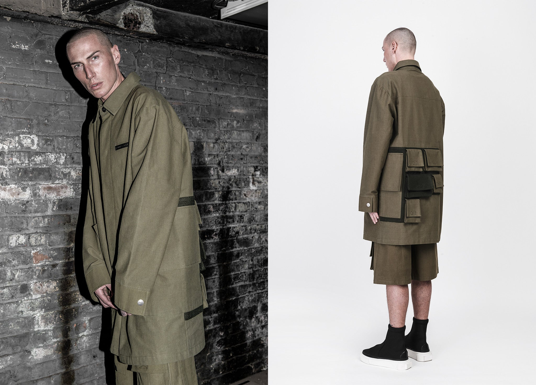 "CGNY MAINLINE S/S 2017 ""NEW BEAT GENERATION"""