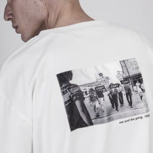 Load image into Gallery viewer, Photo Patch Tee in Ivory - CGNY