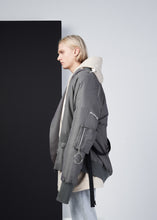 Load image into Gallery viewer, Long Sleeve Oversized Bomber Ma-1 Jacket - CGNY