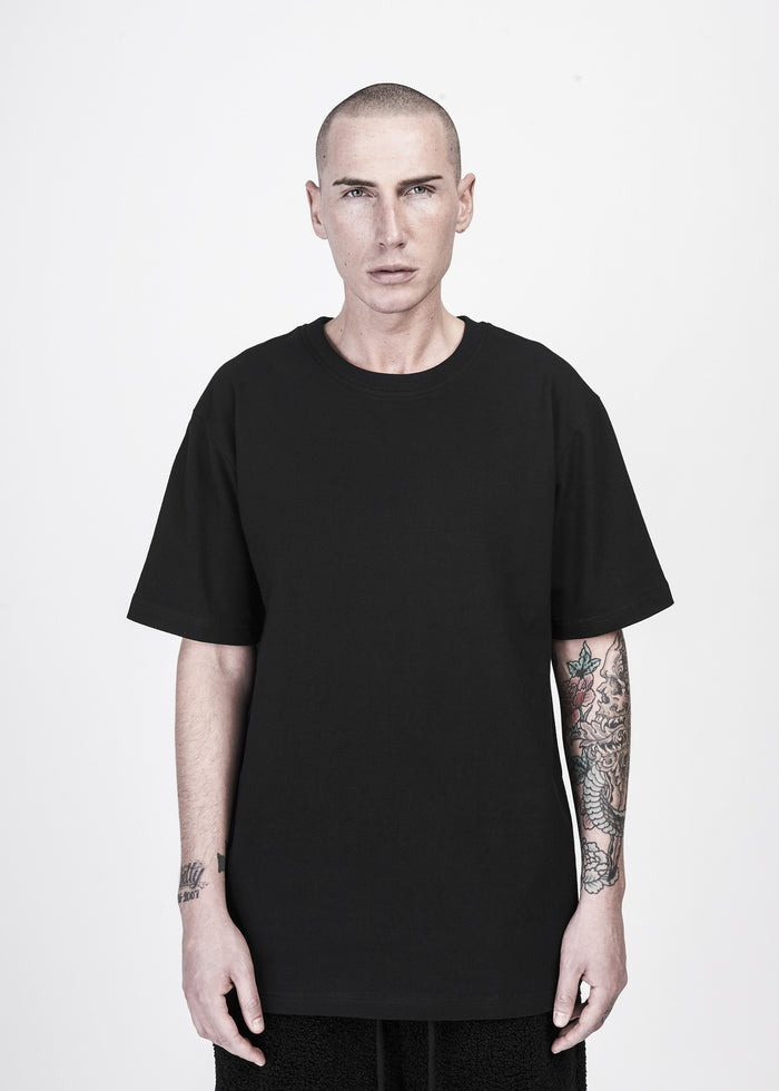 Photo Patch Tee in Black - CGNY