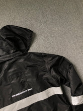 Load image into Gallery viewer, CGNY 2019 S/S Asymmetrical Reflective Hooded Jacket - CGNY