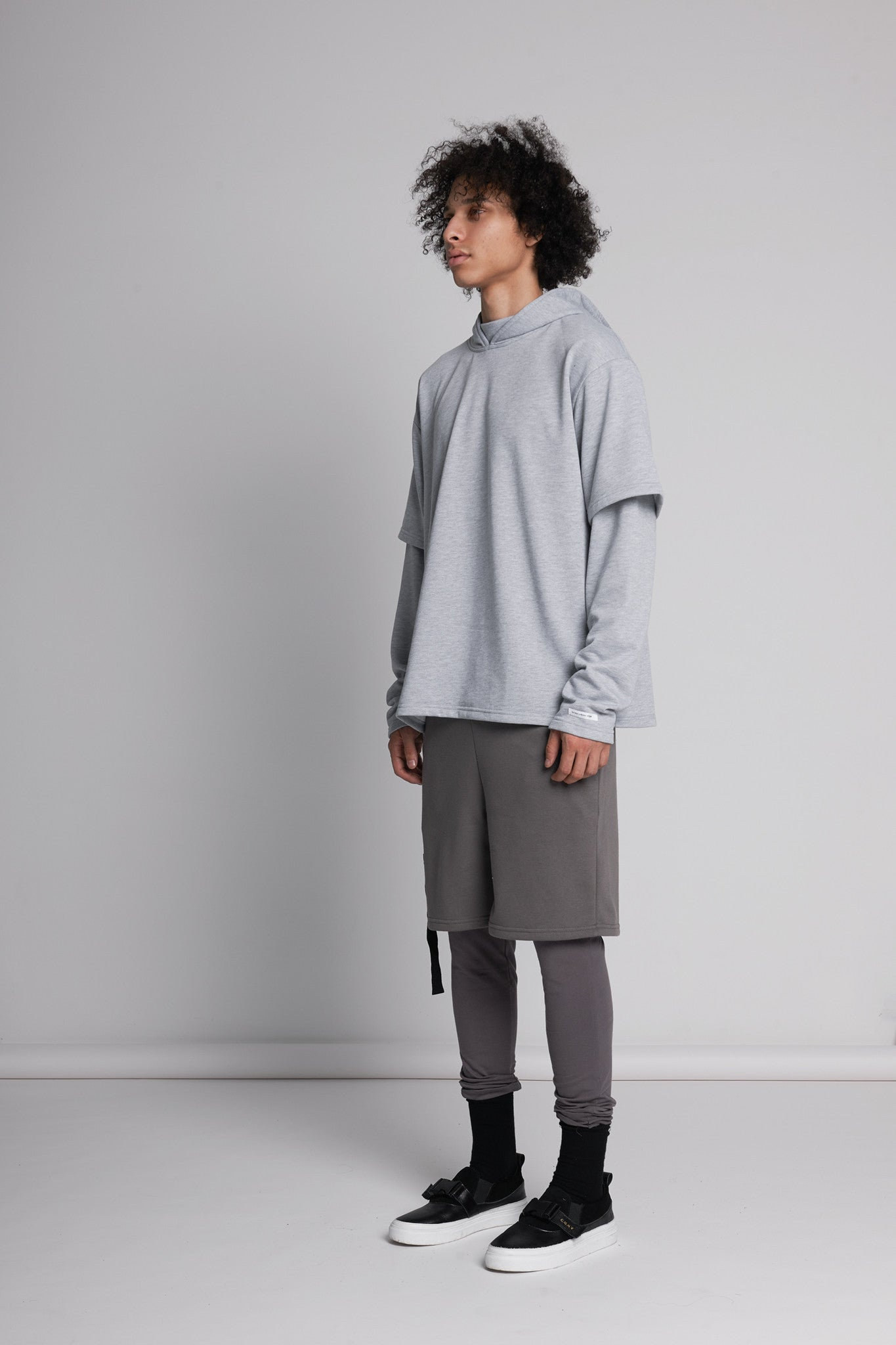 Double Layers Jogging Pants - CGNY