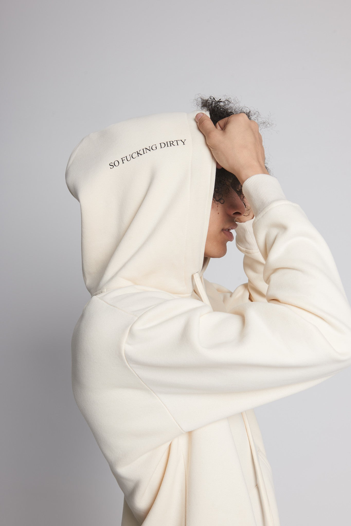 Embroidery Logo Hoodie - CGNY