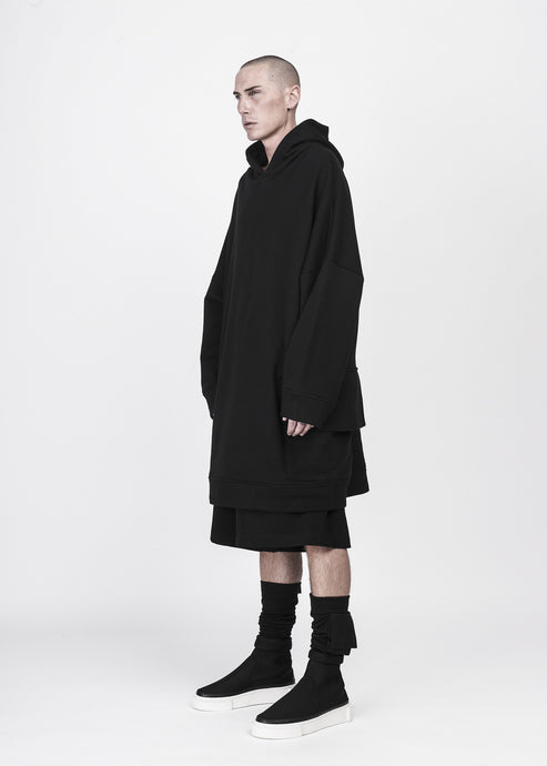 Extremely Oversized Long Hoodie - CGNY