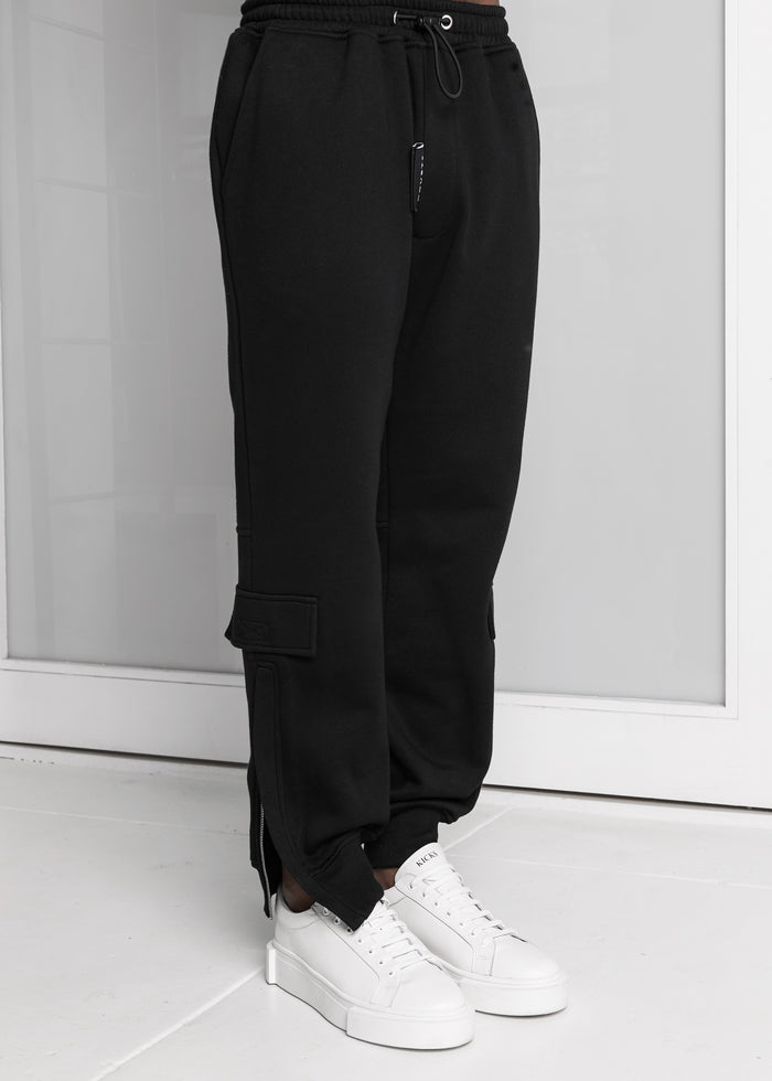 Side Pocket Sweatpants in Ink - CGNY