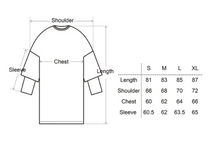 Load image into Gallery viewer, Double Sleeve Raw Cut Oversized Crewneck - CGNY