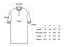 Load image into Gallery viewer, Extreme Longline Stonewashed Polo - CGNY
