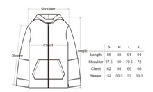 Load image into Gallery viewer, Faux Shearling Zip Hoodie - CGNY