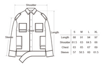 Load image into Gallery viewer, Stonewashed M65 Jacket - CGNY