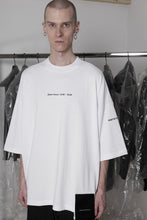 Load image into Gallery viewer, CGNY x CTMR white staff tee - CGNY