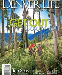 Denver Life Magazine Cover