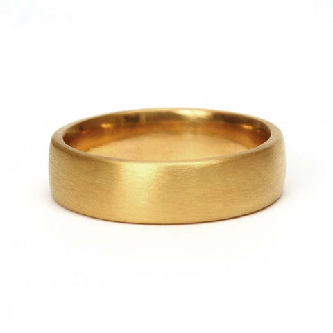 Men's Step Edge Wedding Band