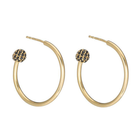 Salvador Hoop Earrings